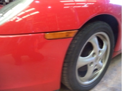 Porsche PORSCHE BOXSTER 986 LEFT HAND SIDE FRONT INDICATOR W714EOX 99663103301