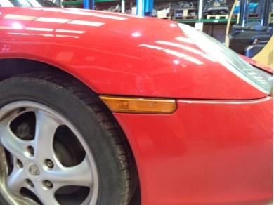 Porsche PORSCHE BOXSTER 986 RIGHT HAND SIDE FRONT INDICATOR W714EOX 99663103401