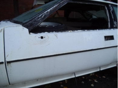 Lotus LOTUS EXCEL PASSENGER SIDE DOOR SHELL H729 VVG