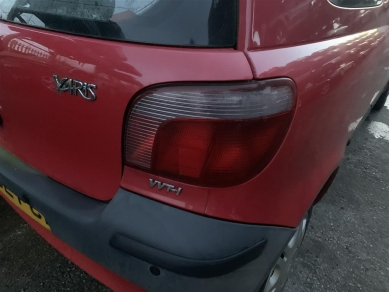 Toyota Yaris Back Lamp Toyota Yaris Rear Light RIGHT Side 2000 Year MK1 O/S