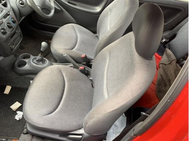 Toyota Yaris Passenger Side Seat 2000 Year MK1 Two Door Grey Cloth Seat LEFT Side