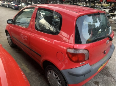 Toyota Yaris Door Glass Yaris Passenger Side Door Glass 2000 Year MK1 Yaris LEFT