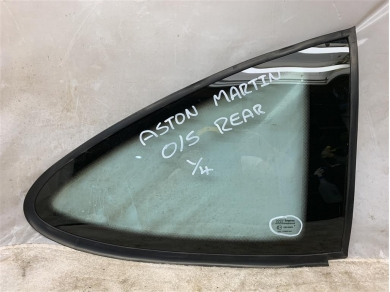 Aston Martin DB7 Coupe Rear Quarter Glass RIGHT Side Triplex Safety Glass XXX