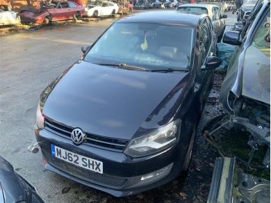 Volkswagen VW Polo MK5 Headlight Headlamp Left Side 2012 Year MKV (2009 - 2017 Year)