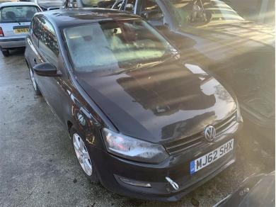 Volkswagen VW Polo MK5 Front Door Right Side UK - GB Driver Side Door Shell 2012 Year