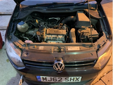 Volkswagen VW Polo 1.2 Engine VW Polo CGPB Engine Parts Only - For Rebuild 2012 Year CGPB