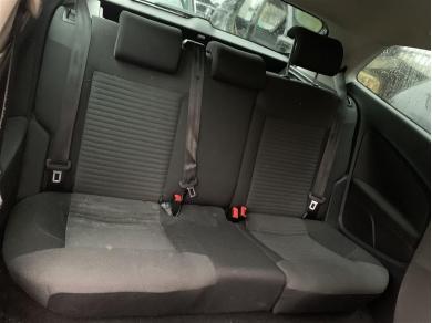 Volkswagen VW Polo Rear Seats Mk5 2012 Year Three Door Donor 60/40 Split Rear Seats Polo
