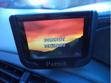 Unbranded PARROT MKI9200 SYSTEM PARROT IN CAR PHONE SYSTEM S737TJX