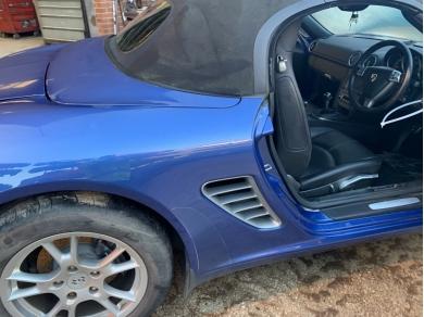 Porsche PORSCHE BOXSTER 987 SIDE VENTS - PORSCHE 987 AIR INTAKE VENTS PX05 EYY