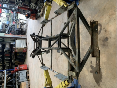 TVR 350i Chassis TVR Wedge Chassis TVR TVR Tasmin Chassis 83/84 Year