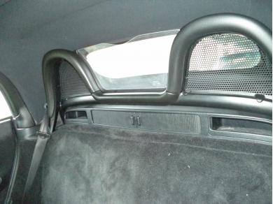 Porsche PORSCHE BOXSTER 986 WIND DEFLECTOR KIT DK53WWM 98656132100