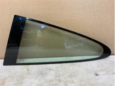 Porsche 996 Rear Quarter Glass Left Side Porsche 996 Rear 1/4 Glass 99654311103