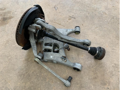 Bentley Continental GT GTC Rear Suspension Left Side Corner P/n. 3W7511511 09 Year