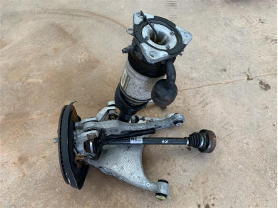 Bentley Continental GT GTC Rear Suspension Right Side Corner P/n. 3W7511512 09 Year