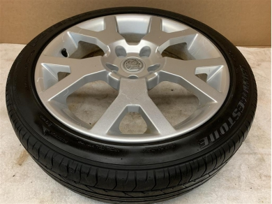 Vauxhall VX220 Turbo Front Wheel Rim VX220 Front Alloy Wheel 5.5x17 P/n. A116G0019