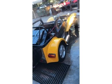 Unbranded caterham,locost,westfield, tiger ,robin hood ,luego,used yellow rear arches