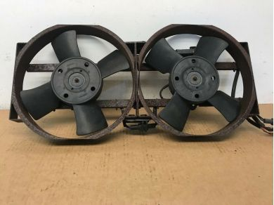 Bentley Arnage AC Condenser Radiator Fan EAS161018