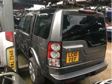 Land Rover Discovery 4 Door Glass - Discovery Door Glass- Discovery 4 Door Glass Rear LH