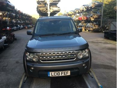 Land Rover Discovery 4 Front Diff - Discovery TDV6 3.0 Litre Front Axle Discovery 4 Diff
