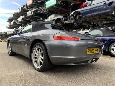 Porsche Boxster 2.7 Engine Porsche Boxster M96.23 Engine Parts /Rebuild 2003 Year