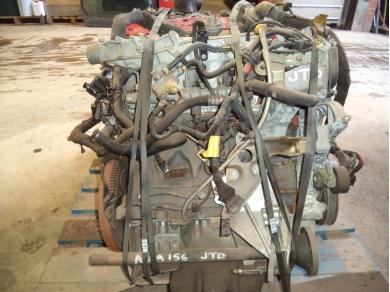 No Brand ALFA ROMEO 156 JTD ENGINE AR32501 ENGINE ALFA 2.4 JTD ENGINE