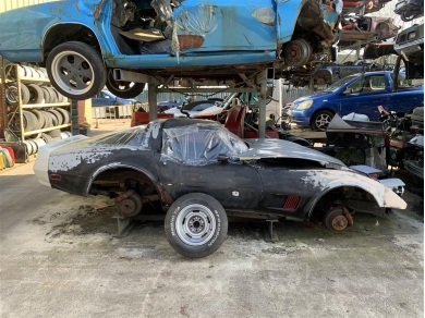 Chevrolet Corvette C3 Wheel Corvette C3 Steel Wheel Corvette C3 15 Steel Wheel 1982 Year