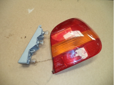 TVR CHIMAERA O/S REAR LIGHT TVR CHIMAERA DRIVERS SIDE REAR LAMP Loc subst box 26