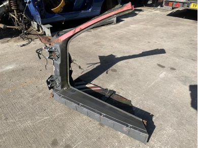 Ferrari 355 A Post Cut Ferrari 355 Sill Cut Ferrari 355 Chassis Cut LEFT Side N/S F355