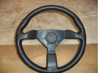 TVR CHIMAERA STEERING WHEEL AND BOSS MTMT LUT