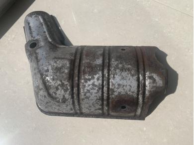 Porsche Boxster 986 Exhaust Cat Heat Sheild 99636212400 COVH 996.362.124.00