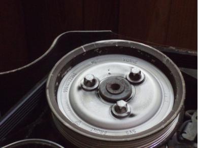 Porsche PORSCHE 996 POWER STEERING PULLEY 996.147.223.60