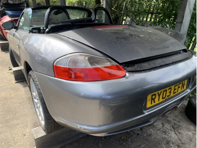 Porsche Boxster 986 2002 - 2004 Year Facelift Rear Light / Back Lamp LEFT Side 98663144503