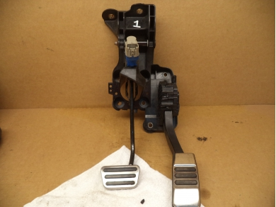 Ford FORD MUSTANG S550 AUTOMATIC PEDAL BOX GR3C 9F856 AB (STANG BOX)