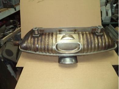 Porsche PORSCHE BOXSTER 986 2.7 EXHAUST BOXSTER SILENCER. BOXSTER BACK BOX SUBST No17