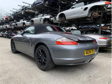 Porsche Boxster 2.7 Engine Porsche Boxster M96.23 Engine 2004 Year PARTS