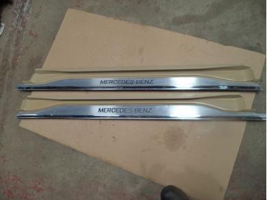 Mercedes-Benz MERCEDES BENZ SL500 R129 KICK PLATES SUBST