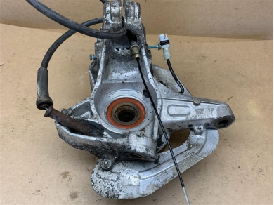 Porsche Boxster Rear Hub & Upright Right Side P/n. 98633165820 Boxster 986 Right