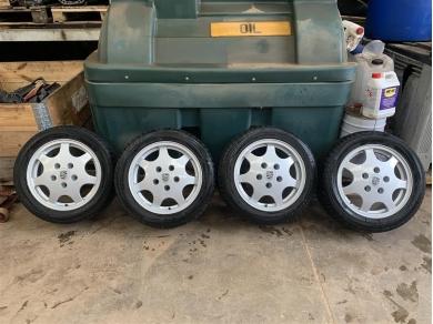 Porsche 944 Design 90 Wheels 944 S2 Design 90 Wheels 944 Turbo Design 90 Wheels