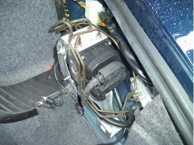 Porsche PORSCHE 996 ABS PUMP 996 ABS ECU 99635575503 T506FUG