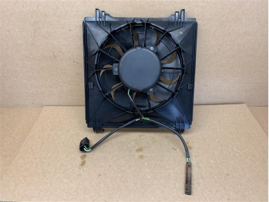 Porsche Boxster 986 Radiator Cooling Fan Assembly 2.5 2.7 3.2 1997 - 2004 99662413500