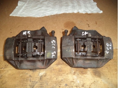 Mercedes-Benz MERCEDES SL500 R129 FRONT BRAKE CALIPERS 89-91 MTMT (LUTON)