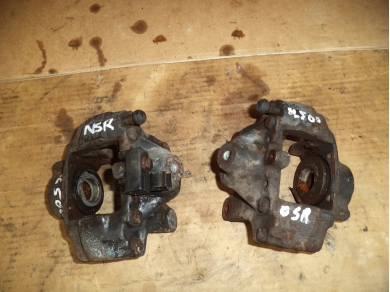 Mercedes-Benz MERCEDES SL500 R129 REAR CALIPERS 89-91 MTMT (LUTON)