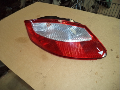 Pontiac PORSCHE BOXSTER 987 N/S REAR LIGHT. 987 REAR LIGHT FOR RACE CAR Y2BAB J12