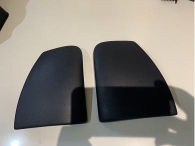 Porsche PORSCHE BOXSTER 986 CENTRE CONSOLE TRIM COVERS BLUE Interior Parts