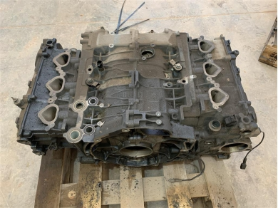 Porsche Boxster 2.7 Parts Engine Remains Boxster M96.22 Parts Engine Remains