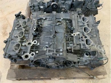 Porsche Boxster 3.2 S Parts Engine Boxster M96.21 Spare Parts Engine Remains
