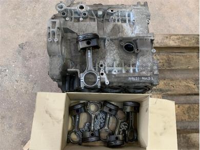 Porsche Boxster 3.2 S Engine Cases M96.21 Porsche Boxster 3.2 S Pistons & Rods x 6