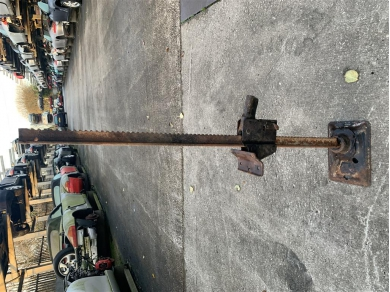 Dodge Charger Car Jack B Body Car Jack 1969 Dodge Charger Car Jack