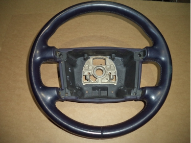 Bentley BENTLEY CONTINENTAL GT 6.0 W12 STEERING WHEEL IN BLUE V10JTG