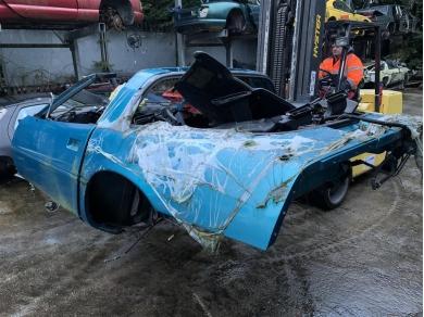 Chevrolet Corvette C4 Vehicle Remains Corvette C4 Parts Corvette C4 Remains Job Lot Only